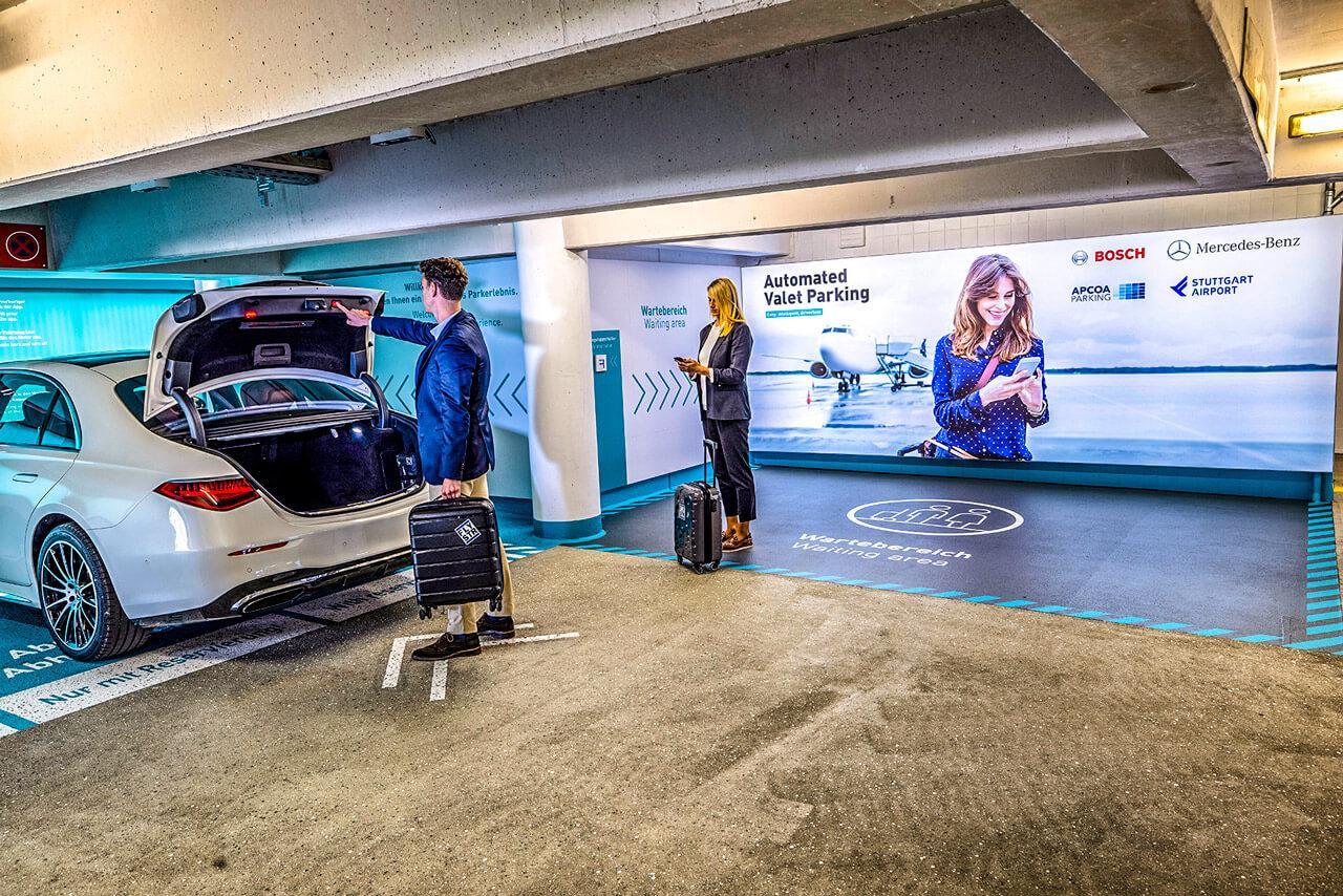 Nem ez az első ilyen jellegű együttműködés a Bosch és a Mercedes-Benz között